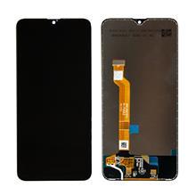 Oppo F9 Lcd Ekran Çıtasız Siyah