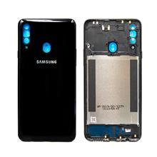 Samsung A207 A20s Kasa Siyah