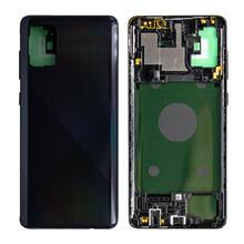 Samsung A715 A71 Kasa Siyah