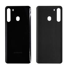 Samsung A215 A21 Arka Kapak Siyah