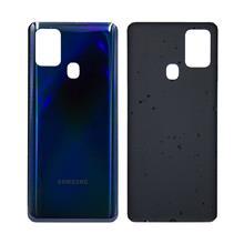 Samsung A217 A21s Arka Kapak Siyah