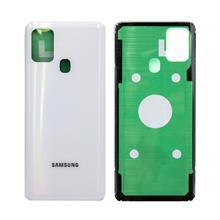 Samsung A217 A21s Arka Kapak Beyaz