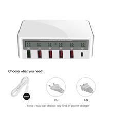 Akıllı Multi-Port Usb Quick Changer (818P)