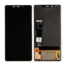 Xiaomi Mi 8Se Lcd Ekran Çıtasız Revizyon Orijinal Siyah