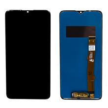 Alcatel 3X 2020 Lcd Ekran Çıtasız Siyah