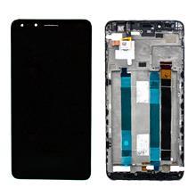 Alcatel Pop 4 6.0 Lcd Ekran Çıtalı Siyah (A7070x)