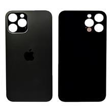 Apple İphone 12 Pro Max Arka Kapak Siyah