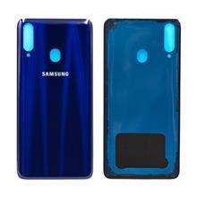 Samsung A207 A20s Arka Kapak Mavi