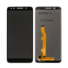 Alcatel 1X Lcd Ekran Çıtasız Siyah (5059D)
