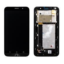 Asus Zenfone Go Zb551kl Lcd Ekran Çıtalı Siyah