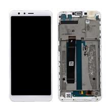 Asus Zenfone Max Plus M1 Zb570tl Lcd Ekran Çıtalı Beyaz