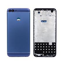 Huawei P Smart Kasa Çıtalı Mavi