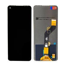 Infinix Hot 10 Lcd Ekran Çıtasız Siyah