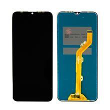 Infinix Hot 8 Lcd Ekran Çıtasız Siyah