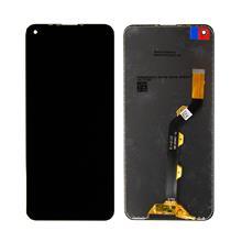 Infinix Hot 9 Lcd Ekran Çıtasız Siyah