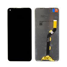Infinix Note 7 Lite Lcd Ekran Çıtasız Siyah