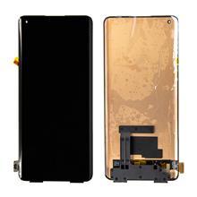 One Plus 8 Pro Lcd Ekran Çıtasız Siyah