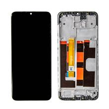 Oppo A5 2020 Lcd Ekran Çıtalı Siyah