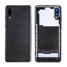 Samsung A022 A02 Arka Kapak Siyah