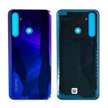 Realme 5 Pro Arka Kapak Mavi