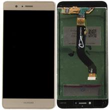 Huawei P9 Lite 2017 Lcd Ekran Çıtalı Gold Altın