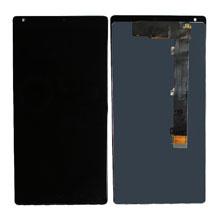 Xiaomi Mi Mix Lcd Ekran Çıtasız Siyah