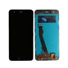 Xiaomi Mi 6 Lcd Ekran Çıtasız Siyah