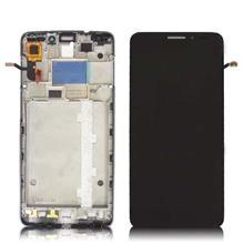 Alcatel 6040 Lcd Ekran Çıtalı Siyah