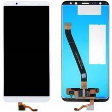 Huawei Mate 10 Lite Lcd Ekran Çıtasız Beyaz