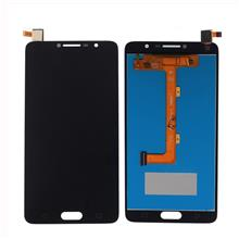 Alcatel Pop 4S Lcd Ekran Çıtasız Siyah (5095Y)