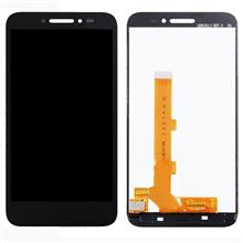 Alcatel Shine Lite Lcd Ekran Çıtasız Siyah (5080X)