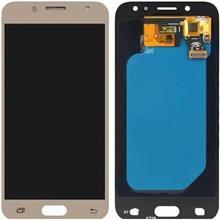 Samsung J5 Pro J530 Lcd Ekran Oled Gold Altın