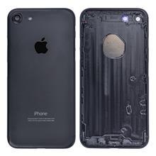 Apple İphone 7 Kasa Boş Mat Siyah