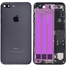 Apple İphone 7 Plus Kasa Dolu Mat Siyah