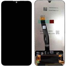Huawei P Smart 2019 Lcd Ekran Çıtasız Siyah
