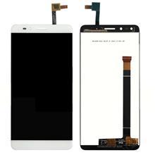 Alcatel Pop 4 6.0 Lcd Ekran Çıtasız Beyaz (A7070x)