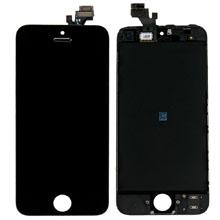 Apple İphone 5 Lcd Ekran A+ Siyah
