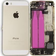 Apple İphone 5S Kasa Dolu Gold Altın