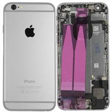 Apple İphone 6 Kasa Dolu Siyah