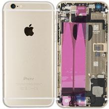 Apple İphone 6 Kasa Dolu Gold Altın