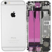 Apple İphone 6 Kasa Dolu Beyaz