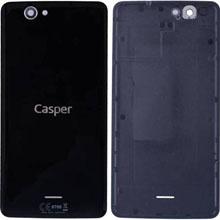 Casper Via V5 Arka Kapak Siyah