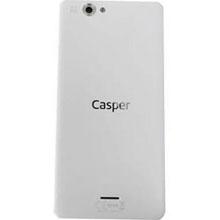 Casper Via V5 Arka Kapak Beyaz