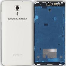 General Mobile Gm 4G Kasa Beyaz