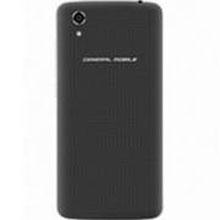 General Mobile Discovery E3 Mini 2 Arka Kapak Siyah