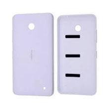 Nokia Lumia 630 Arka Kapak Beyaz
