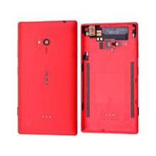 Nokia Lumia 720 Arka Kapak Kırmızı