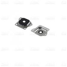 Samsung A300 A3 Kamera Camı Siyah (Tek Cam)