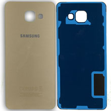 Samsung A5 2016 A510 Arka Kapak Gold Altın