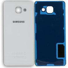 Samsung A5 2016 A510 Arka Kapak Beyaz